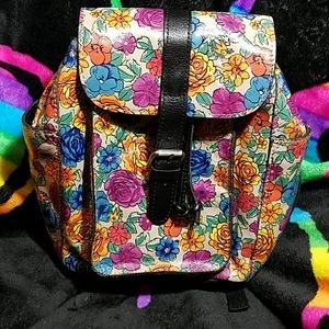 Small Patricia Nash Backpack